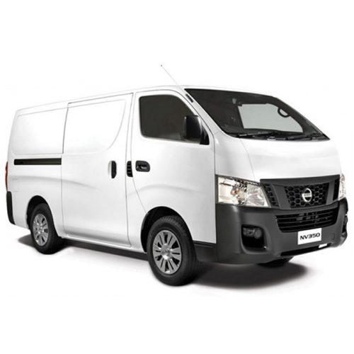 Nissan-NV350 I Rent-A-Car Palawan