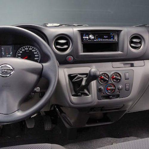 Nissan NV350 Front I Rent-A-Car Palawan