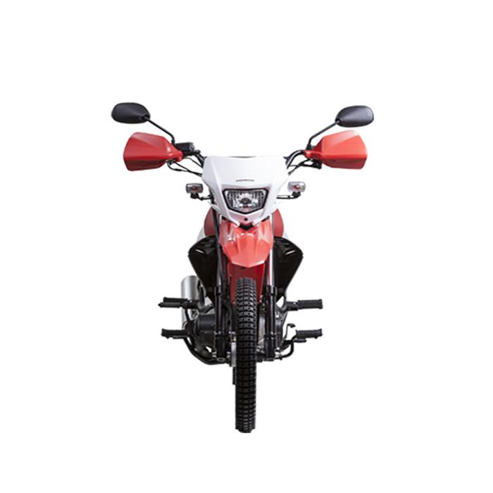 XRM 125 front I Rent-A-Car-Palawan