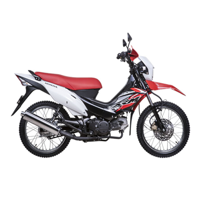 XRM 125 side I Rent-A-Car-Palawan