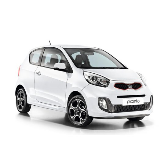 Kia Picanto I Rent-A-Car Palawan