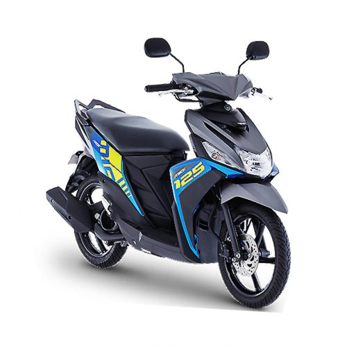 Mio i 125 Blue I Rent-A-Car Palawan