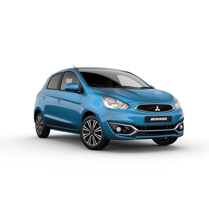 Mitsubishi Mirage | Rent A Car Palawan