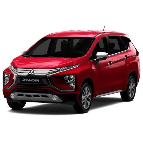 Mitsubishi XPander | Rent-A-Car Palawan