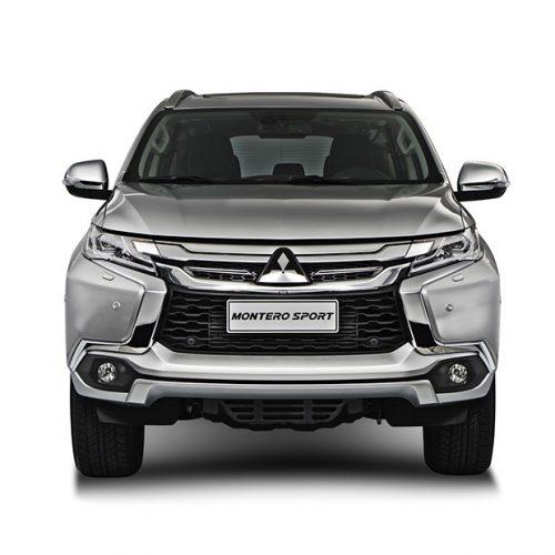 Montero Sport Front |Rent-A-Car Palawan