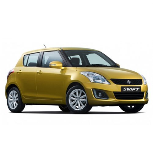 Suzuki Swift I Rent-A-Car Palawan