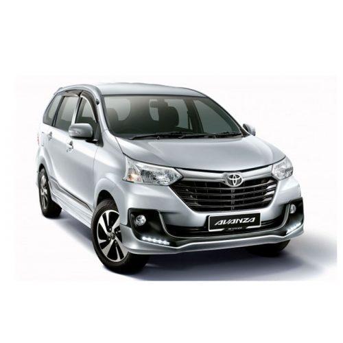 Toyota Avanza I Rent-A-Car Palawan