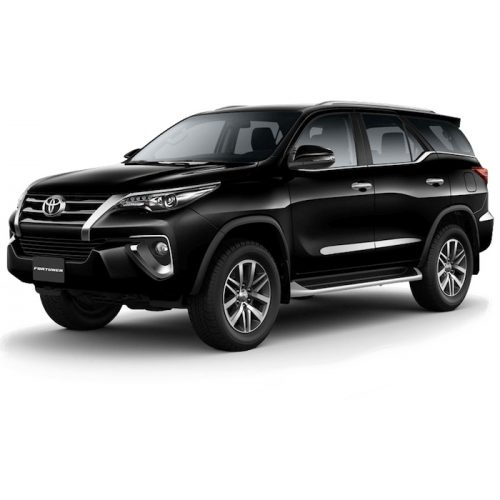 Toyota Fortuner | Rent A Car Palawan