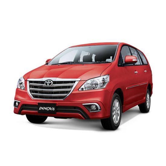 Toyota Innova I Rent-A-Car Palawan
