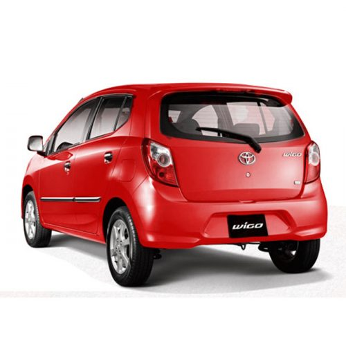 toyota-wigo-back | Rent-A-Car Palawan